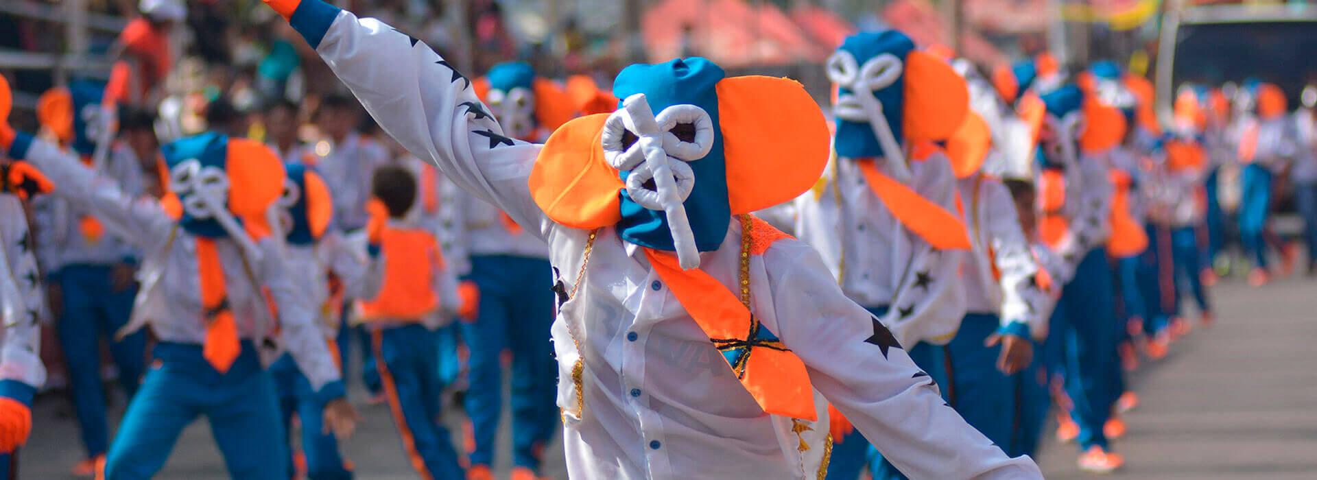 Barranquilla Carnival Tour 11 Days