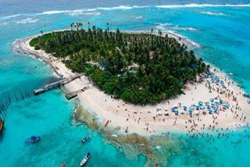 Viaggio Isola San Andres Tour